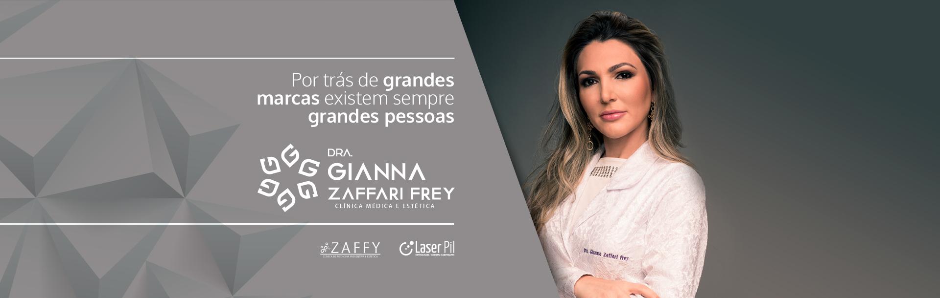 Conheça a Dra. Gianna Zaffari Frey