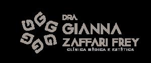 logomarca Clínica Dra. Gianna Zaffari Frey